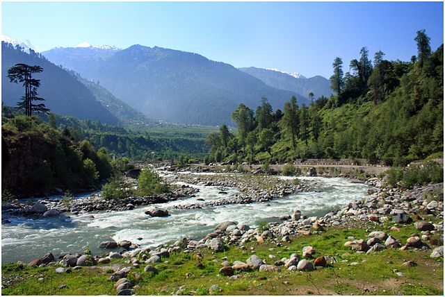The Beas River