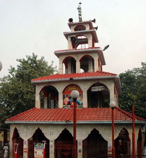 Mata Sheetala Devi Temple