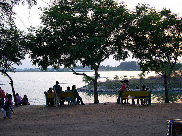 Muttukkadu Lake