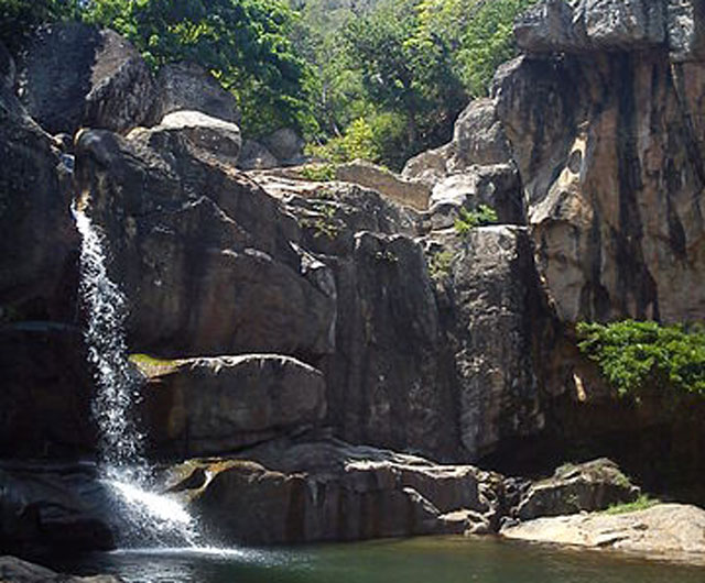 Shenbagadevi Waterfalls