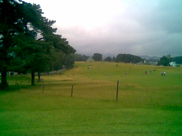 Shillong Golf Course